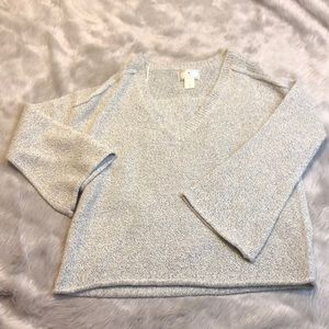 b976b5cee5 Boutique Oversized Bell Sleeve Sweater